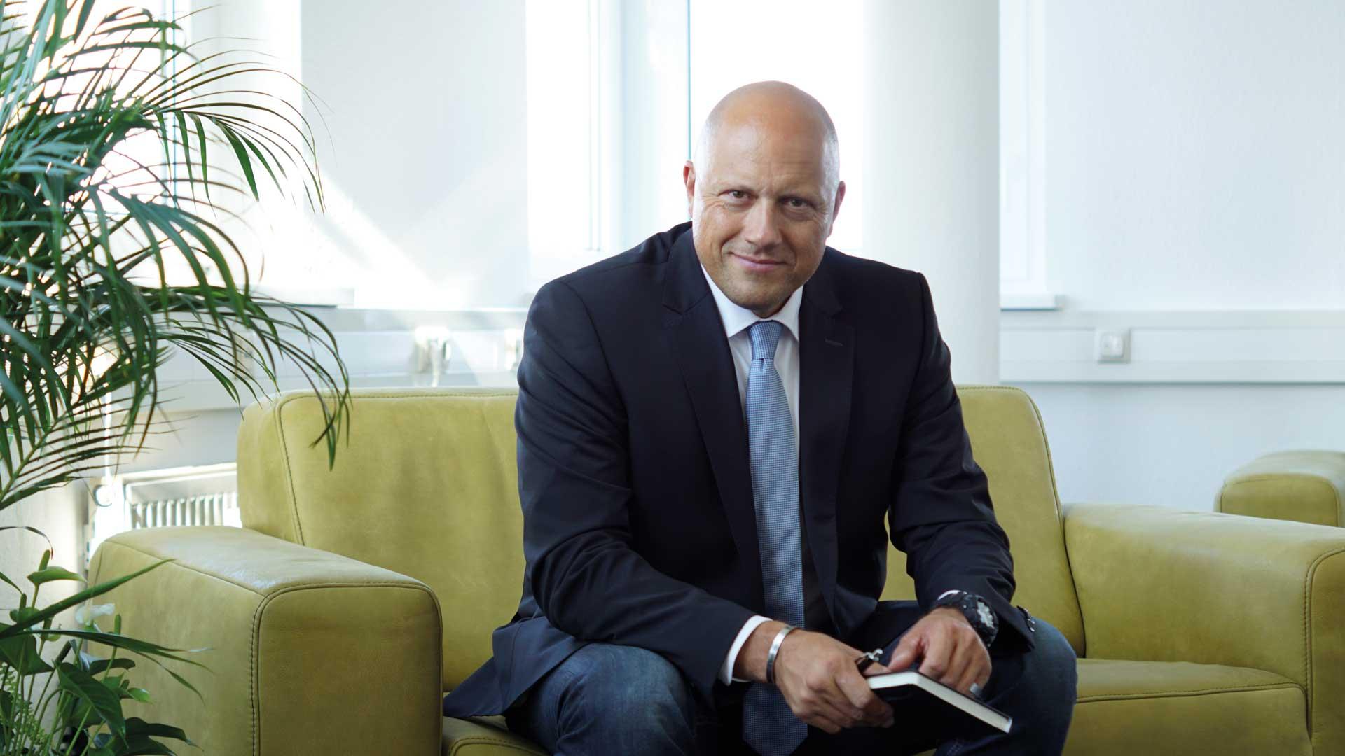 Stylite AG Rechenzentrum Mainz Andre Keller Vorstand