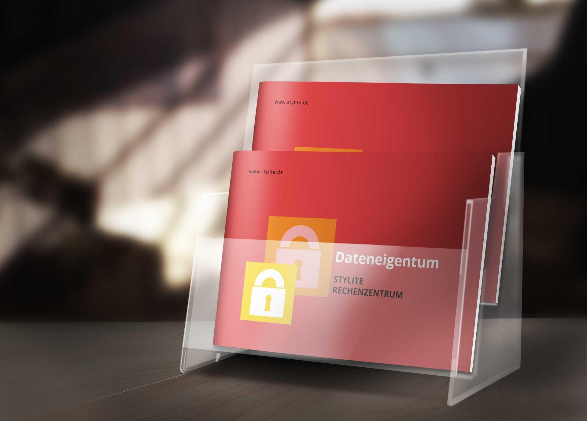 Stylite AG Rechenzentrum Mainz brochure Dateneigentum