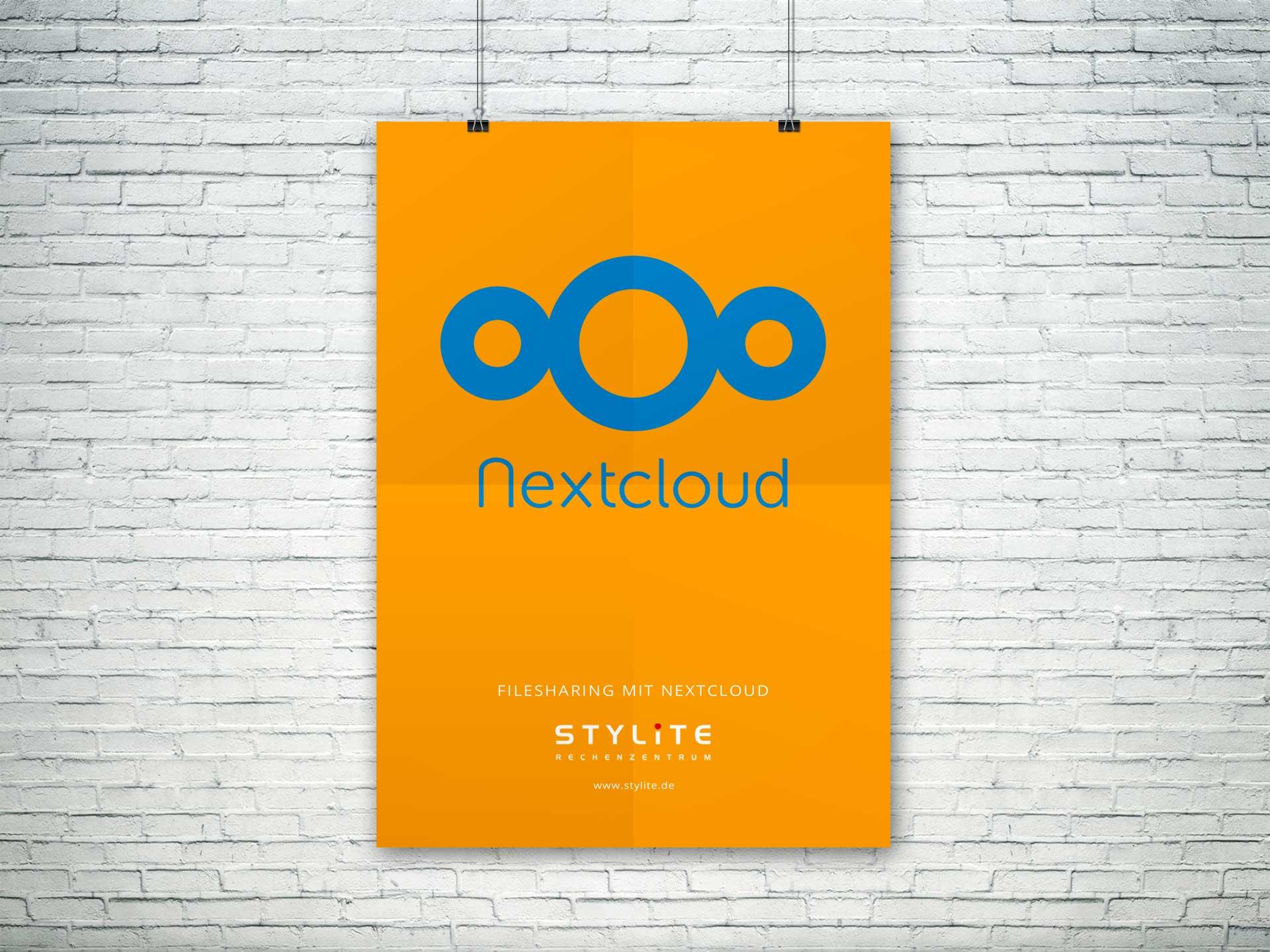 Stylite Rechenzentrum Filesharing mit Nextcloud für Vereine